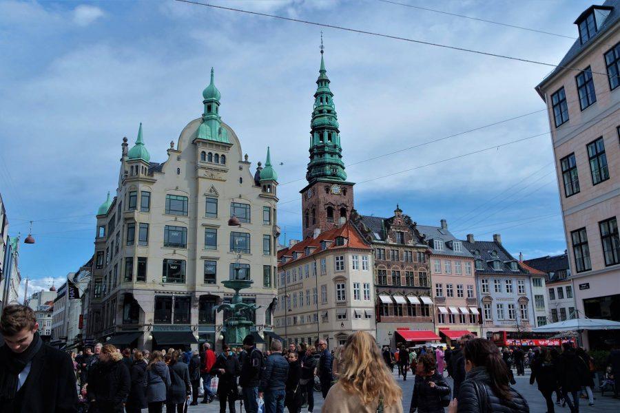 Ambiente de Copenhague