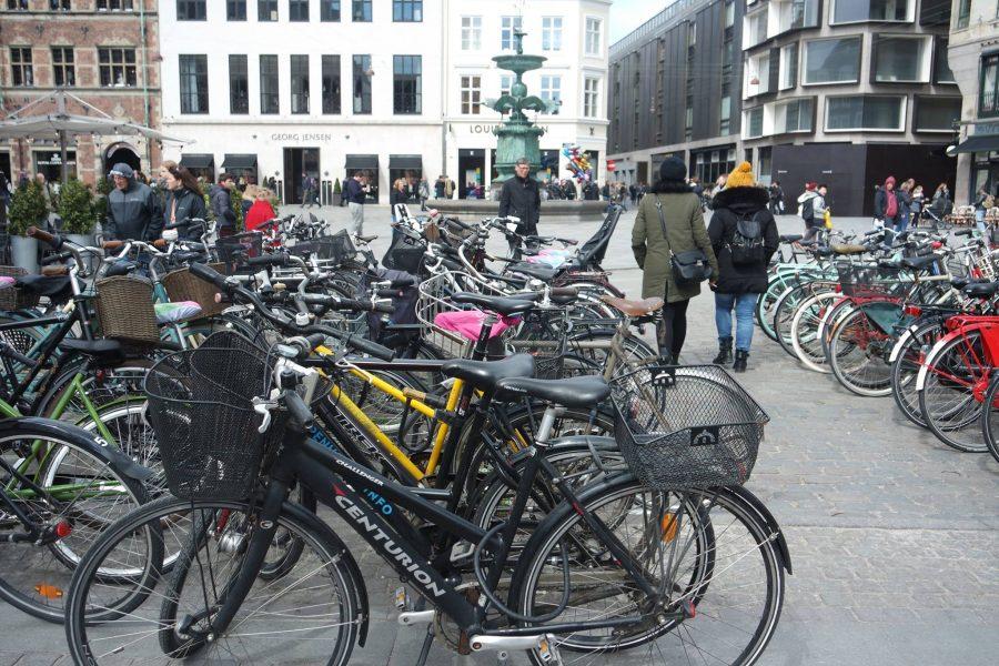 Bicis de Copenhague