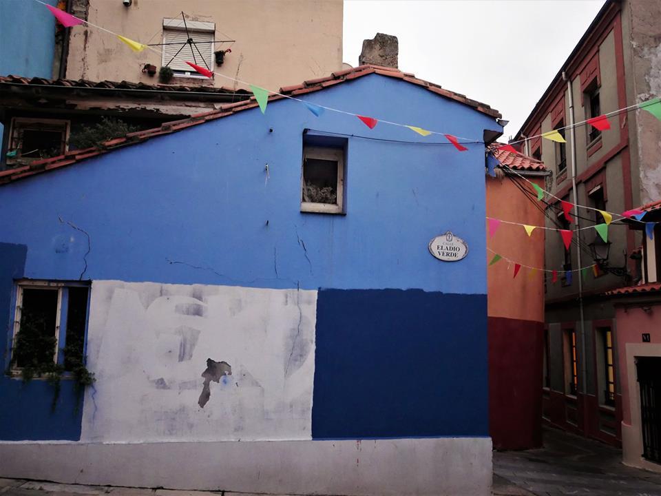 Casas de Cimavilla