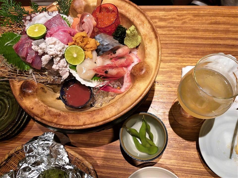 El verdadero sushi de Japón
