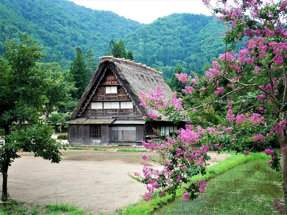 Granjas rústicas, Shirakawa-Go