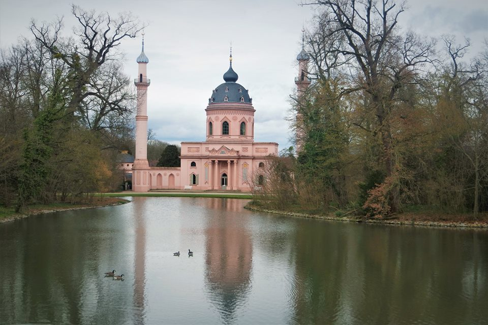 Mezquita del palacio de Schwetzingen