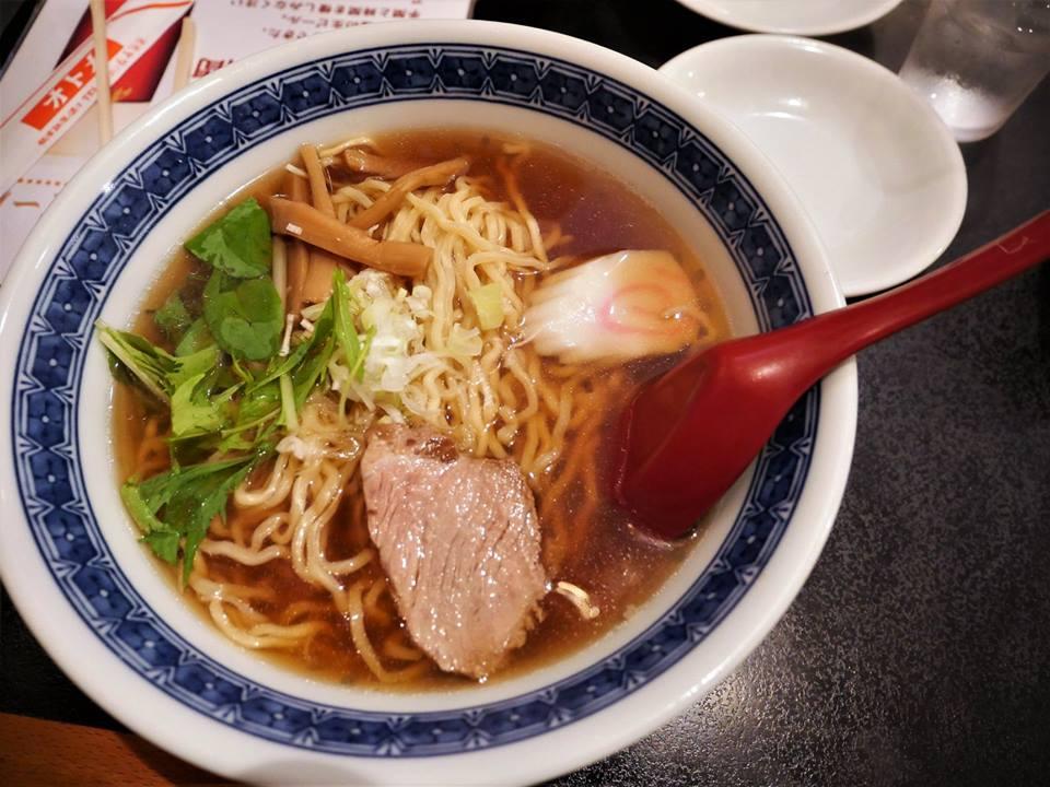 Ramen, platos típicos de Japón