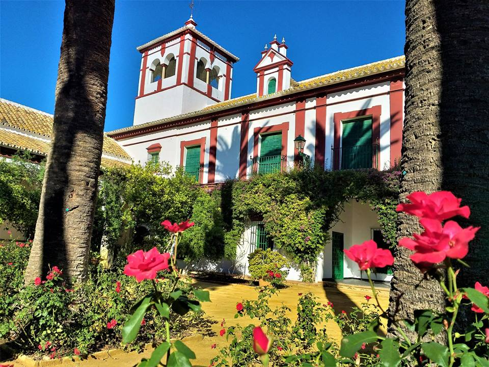 Visita a la Hacienda Guzmán en Sevilla