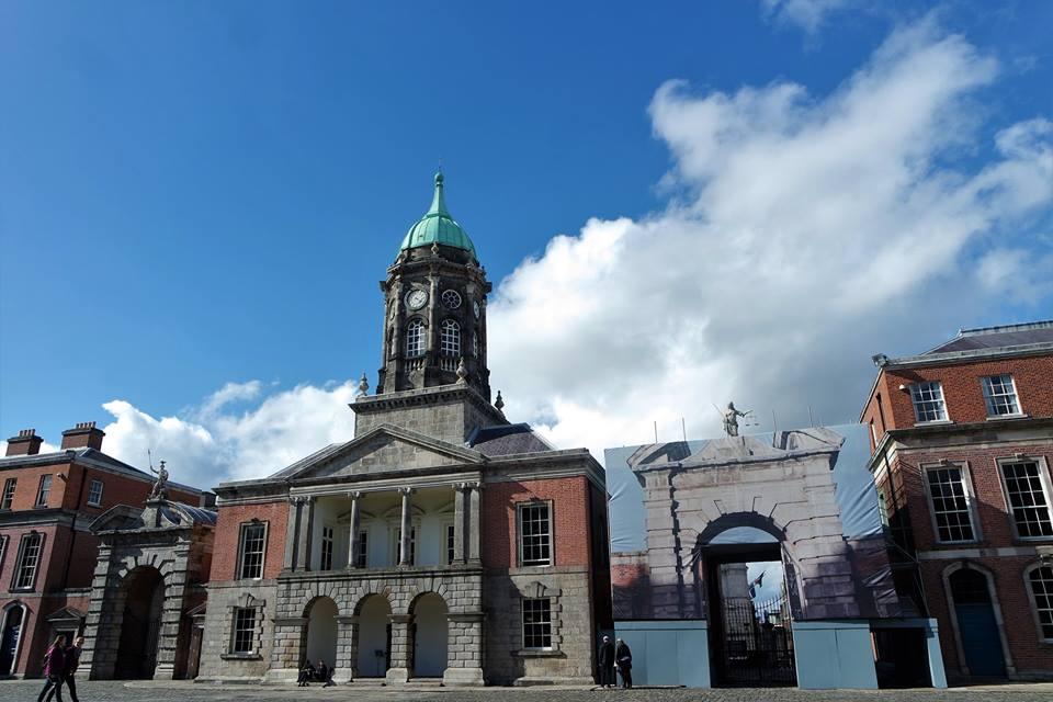 Centro de Dublín