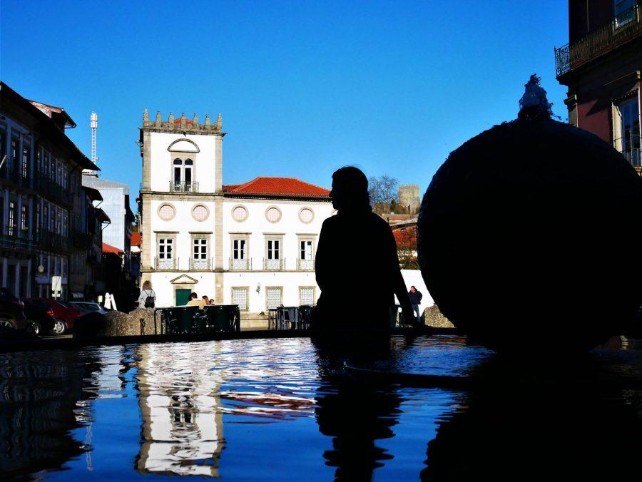 Centro histórico de Guimaraes