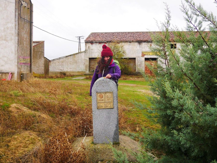 Melgar, fin del Camino