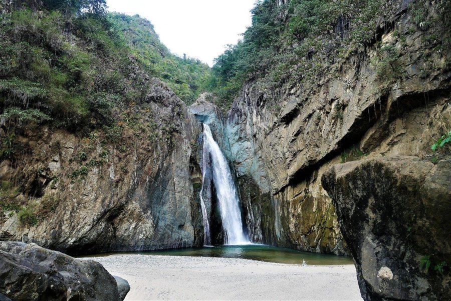 Cascada Jimenoa I