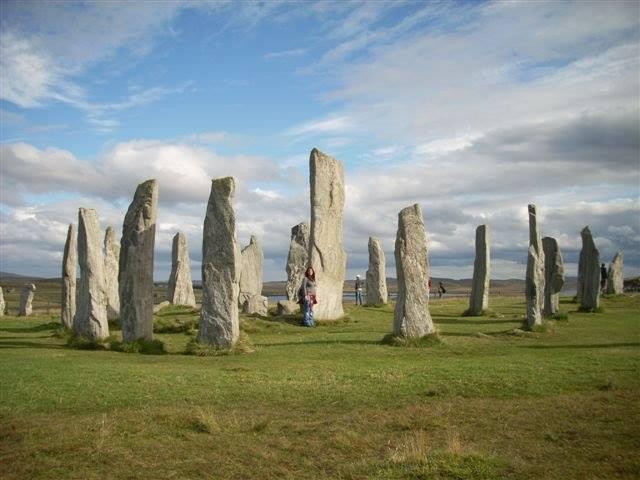 Circulo de piedra de Callanish, Ruta por los escenarios de Outlander en Escocia