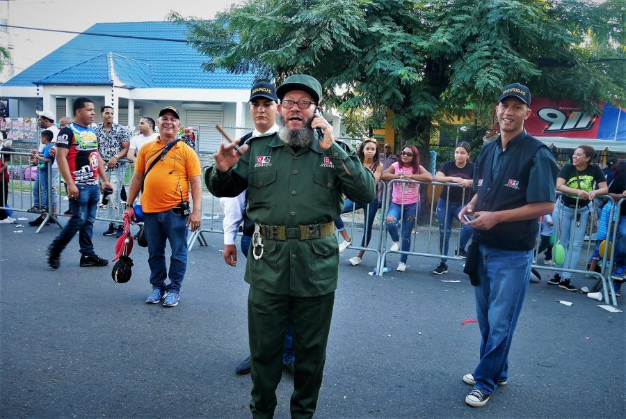 Fidel Castro, Carnaval de la Vega