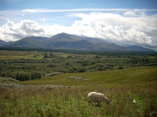 Glencoe, paisajes de las Highlands