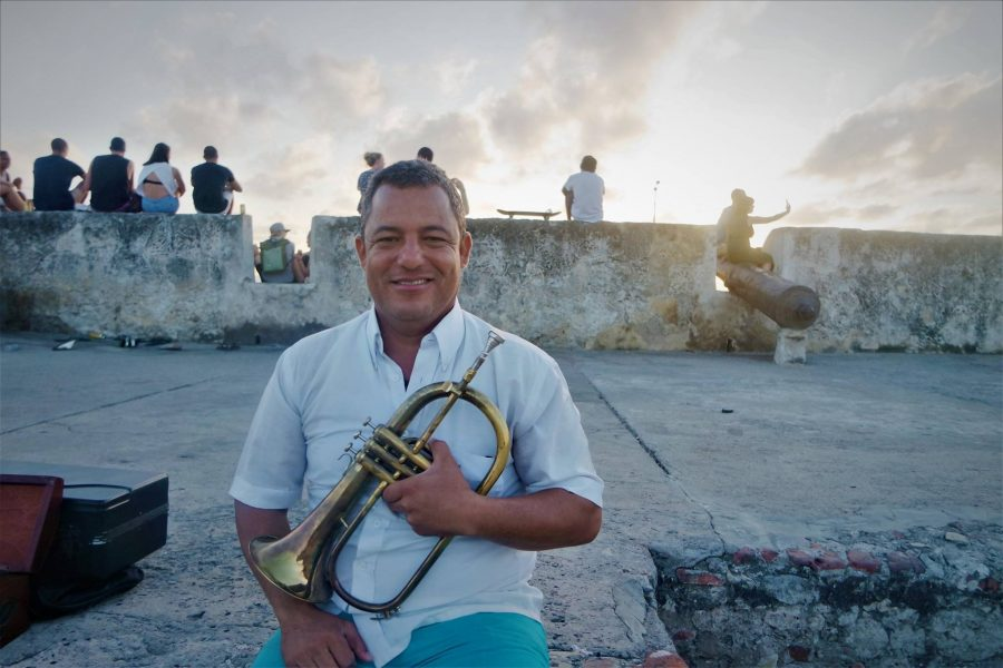 Músico de Colombia