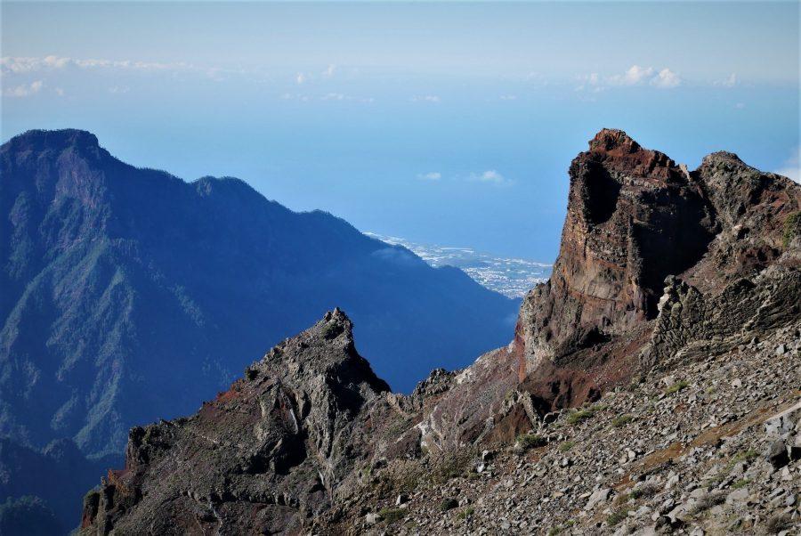Caldera de Taburiente despejada, La Palma