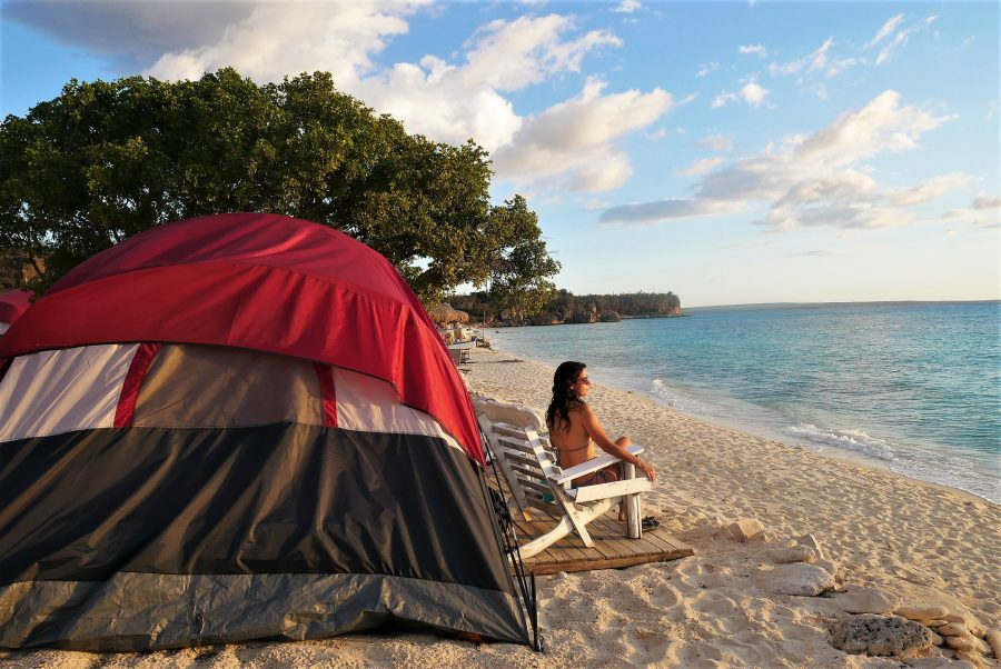 Camping Bahía de las Águilas