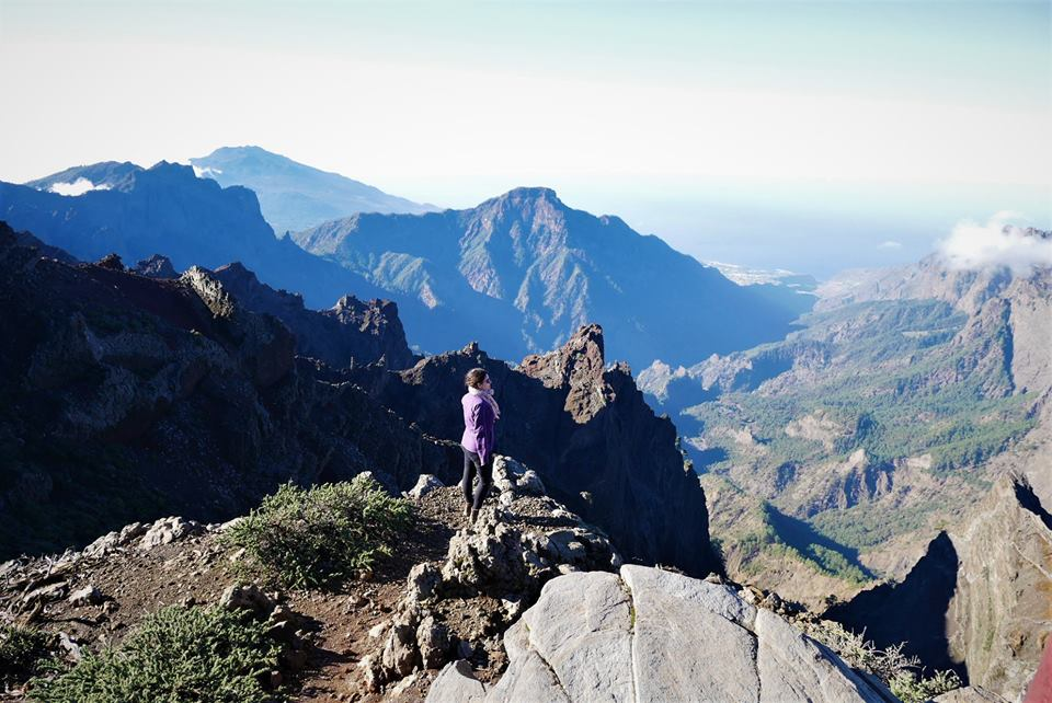 La Caldera de Taburiente, La Palma
