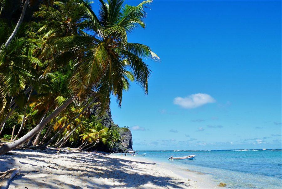 Playa Frontón, República Dominicana