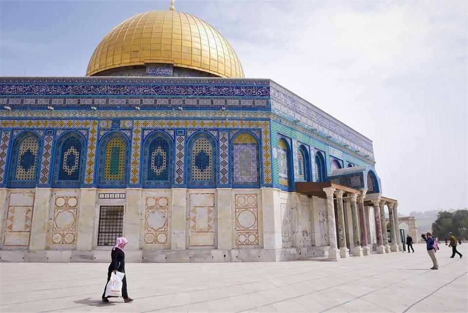 La Cúpula de la Roca, guía de Jerusalén, qué ver en la Ciudad Santa
