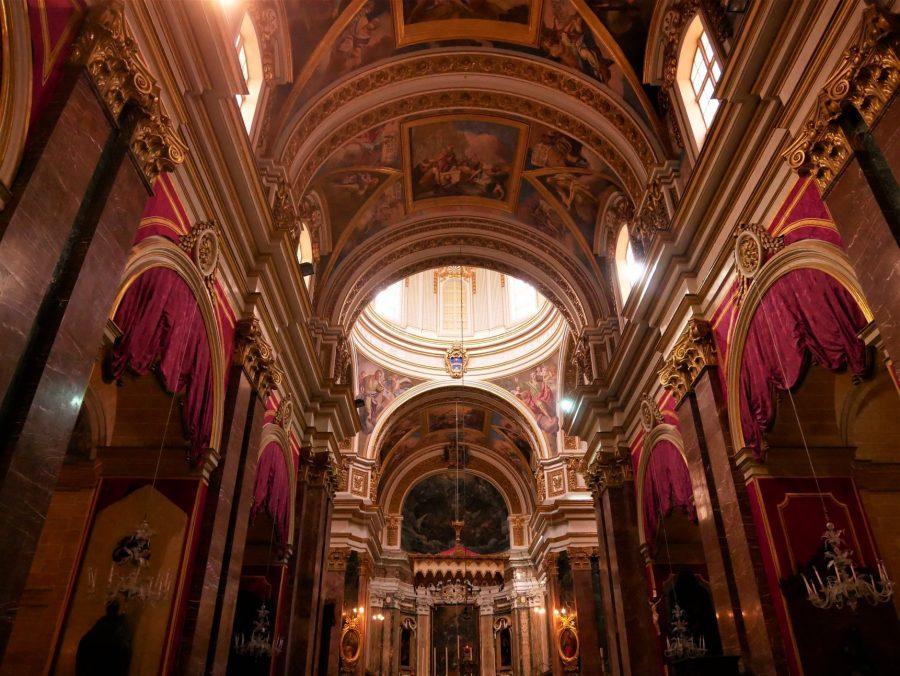 Catedral de Mdina, Malta
