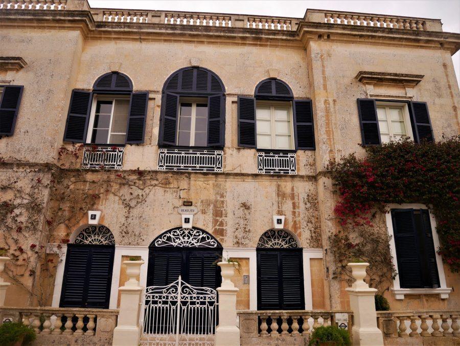 Palacios de Mdina, The Silent City