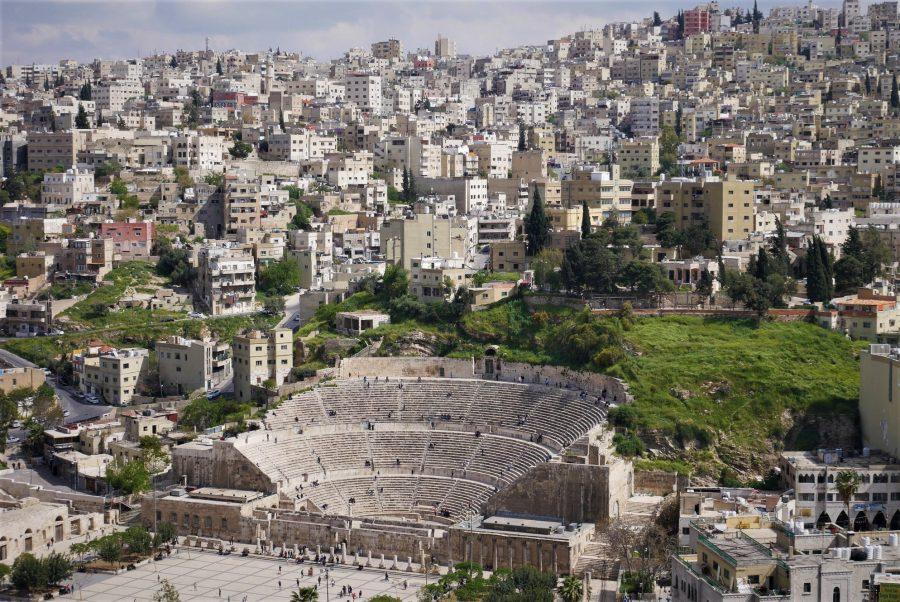 Teatro romano de Ammán
