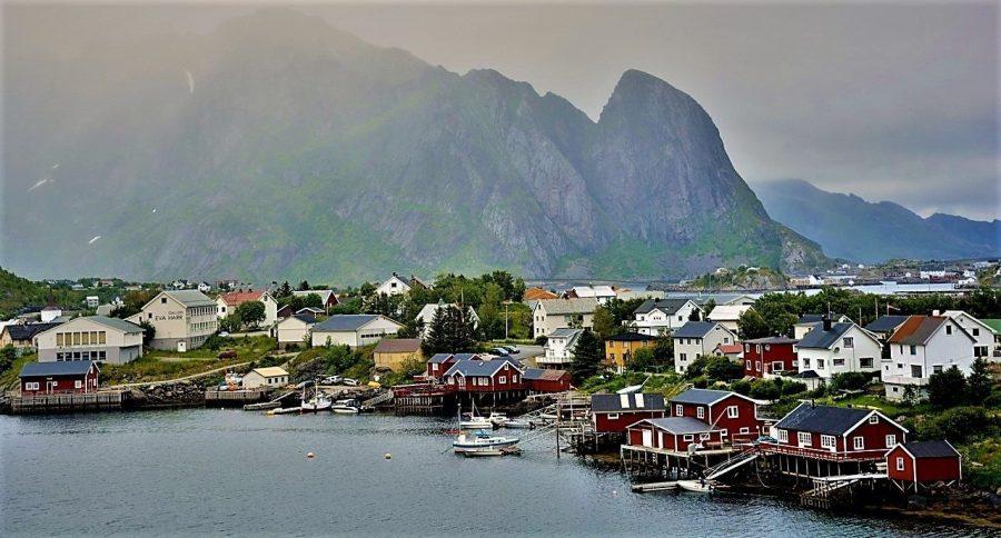 10 islas fascinantes - Islas Lofoten en Noruega Ártica