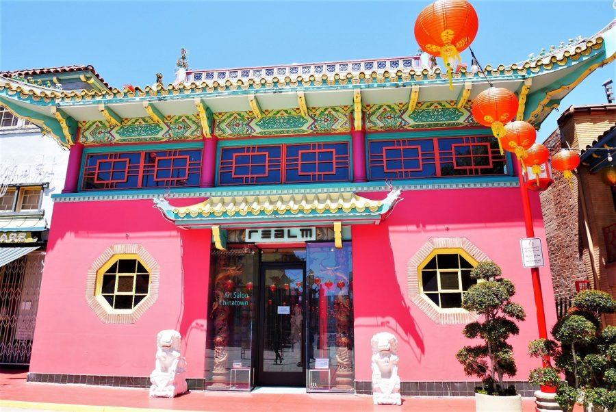 Chinatown Los Ángeles
