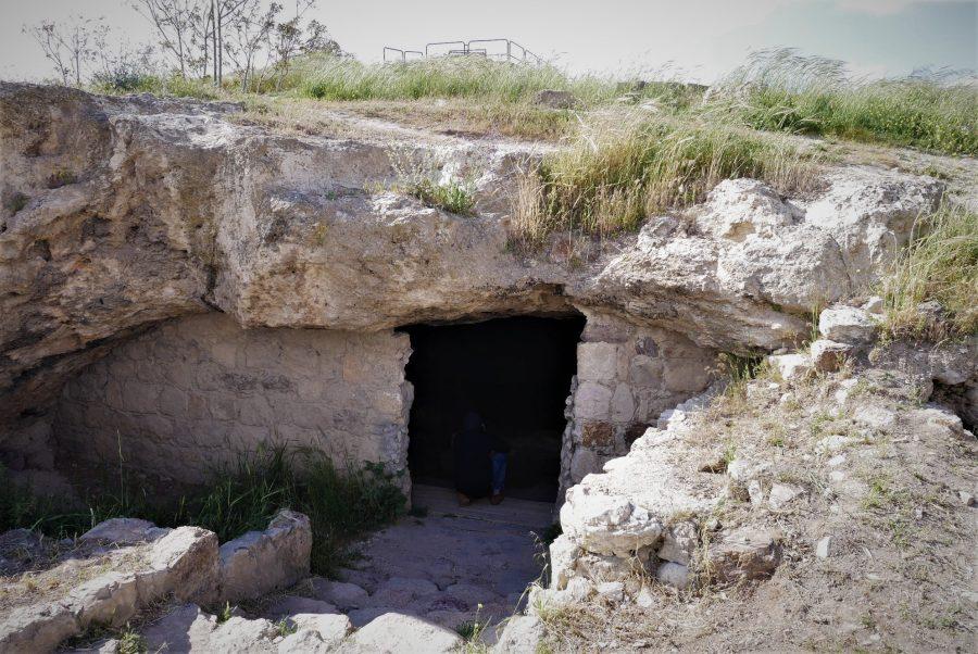 Cueva de la Edad del Hierro, La Ciudadela, qué ver en Ammán
