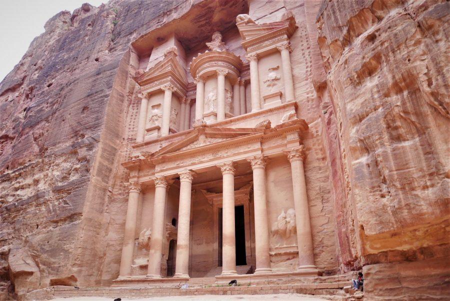 El Tesoro, visitar Petra en 2 días