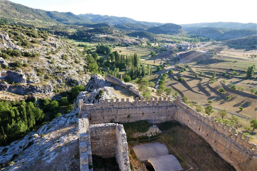 El castillo de Taibilla