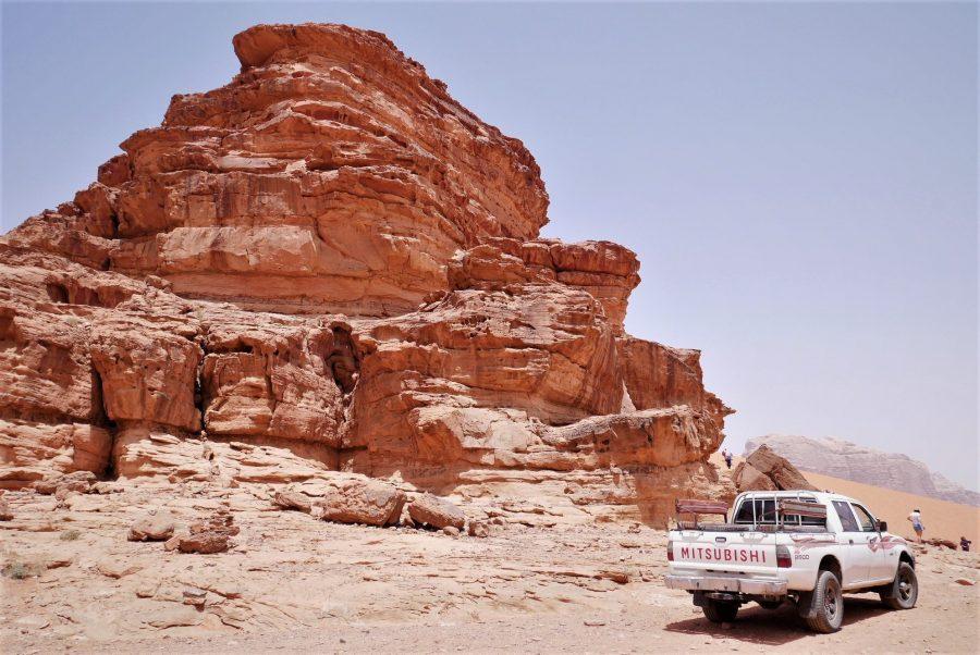 Excursión en 4x4 por Wadi Rum