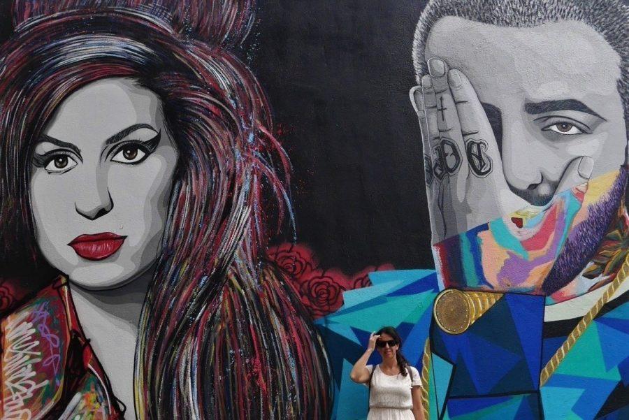 Graffitis de Hollywood