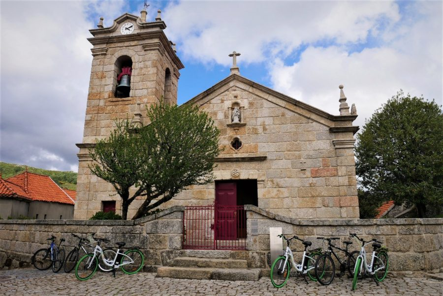 Iglesia de Castro do Laboreiro