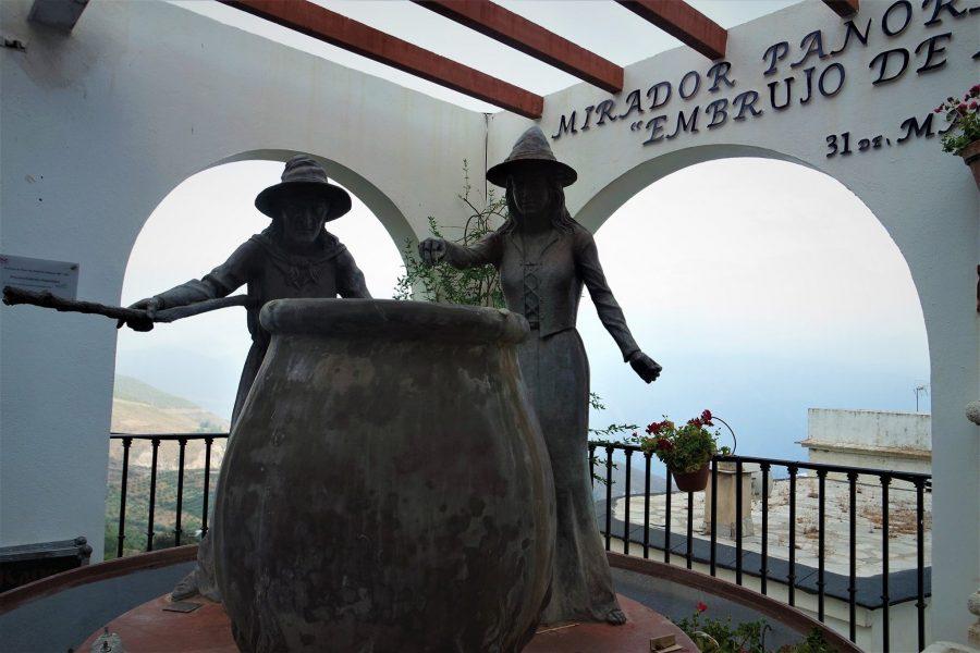 Mirador del Embrujo, Soportújar, La Alpujarra, los pueblos más bonitos de Granada