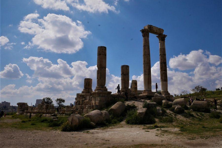 Ruinas romanas de La Ciudadela