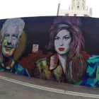Ruta de murales y graffitis de Los Angeles California