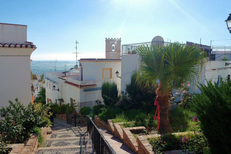 Salobreña, Costa Tropical, los pueblos más bonitos de Granada