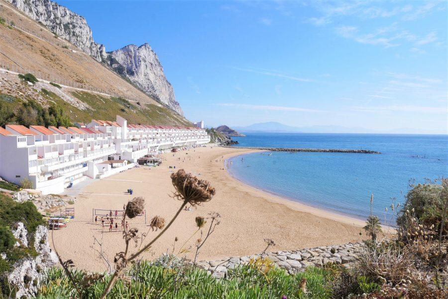Sandy Bay, qué visitar en Gibraltar