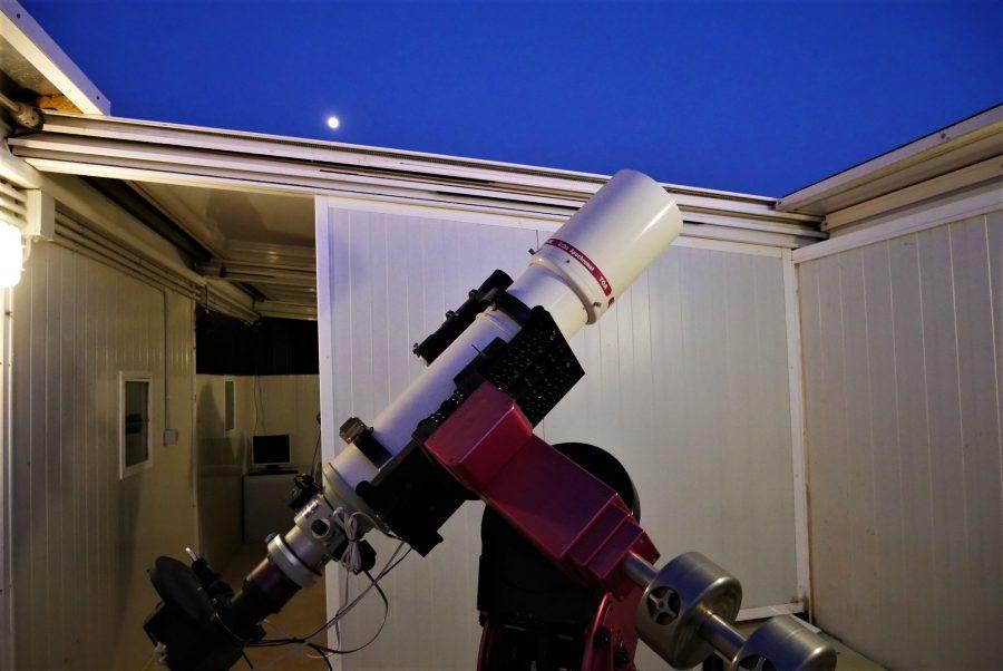 Telescopios de Nerpio