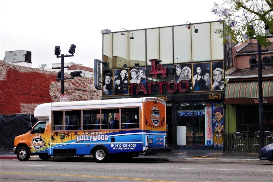 Tour en autobús por Hollywood