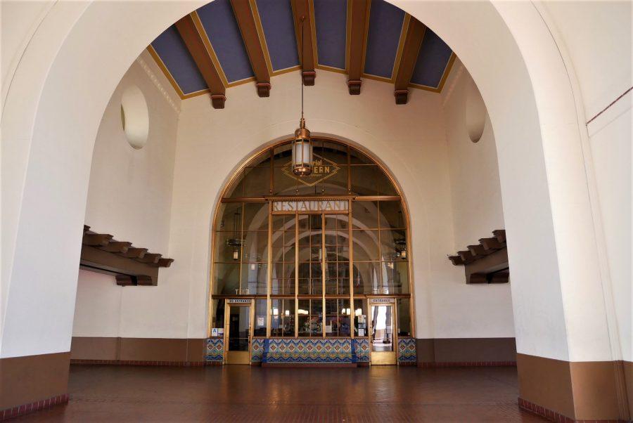 Union Station, lugares de películas en Los Ángeles