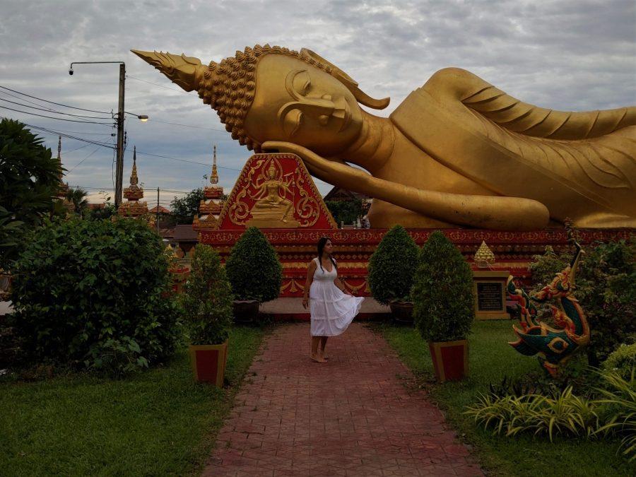 Buda Acostado de Vientiane