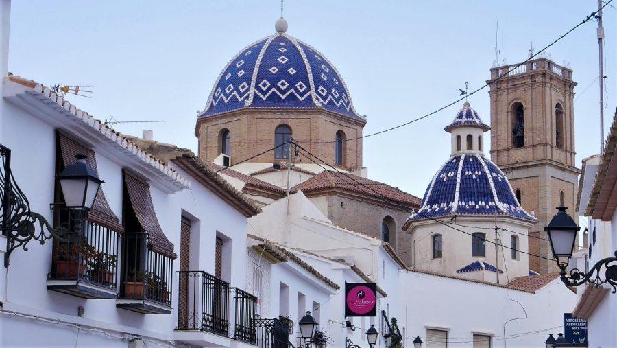 Altea, pueblos bonitos que ver en Alicante