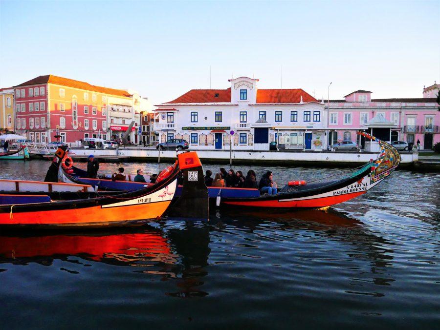 Aveiro, la Venecia portuguesa, qué ver en Portugal