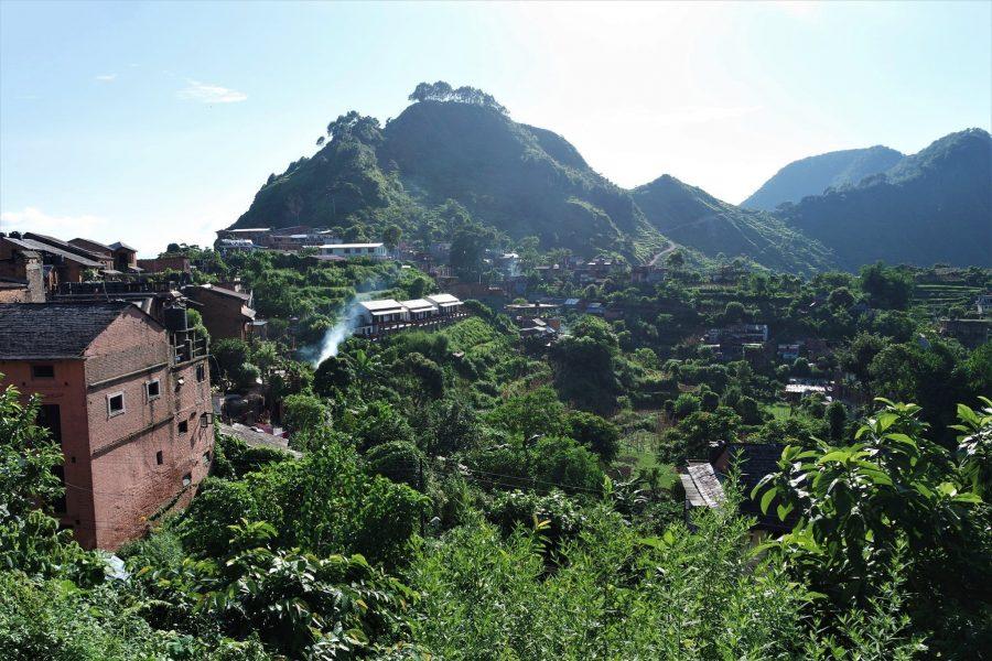 Bandipur, el pueblo newar de Nepal