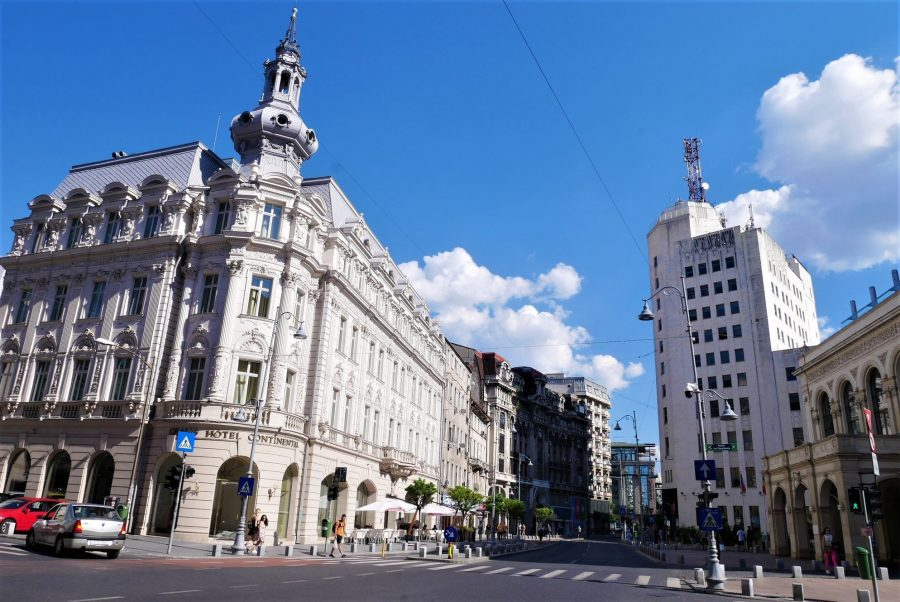Centro de Bucarest