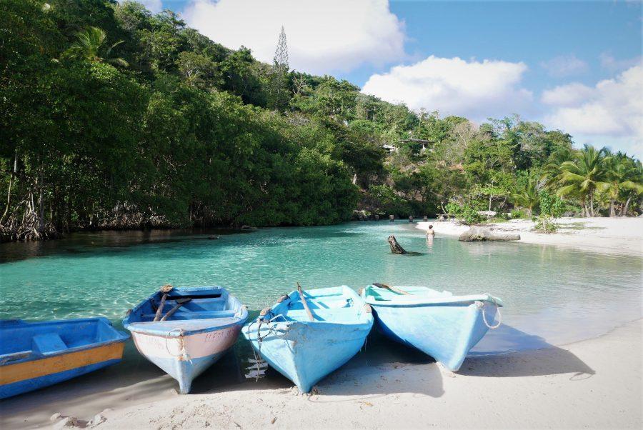 Playa Rincón, Caño Frío