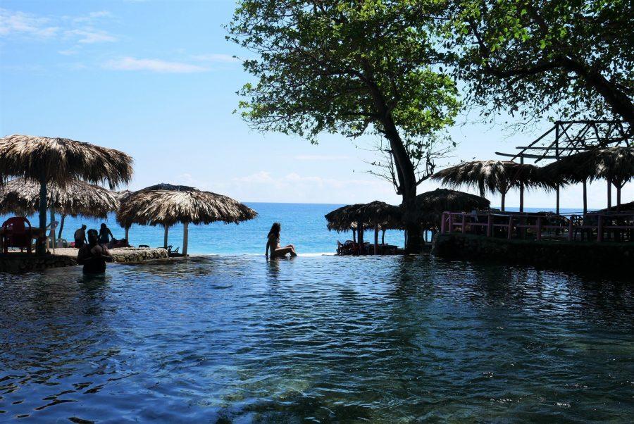 Playa de San Rafael en Dominicana