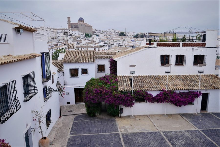 Vistas de Altea