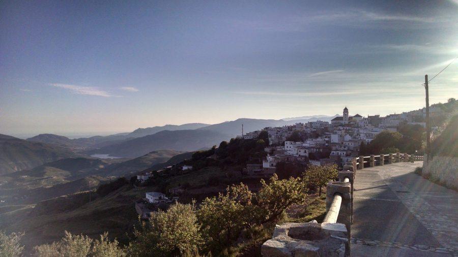 Cáñar, ruta en coche por la Alpujarra granadina