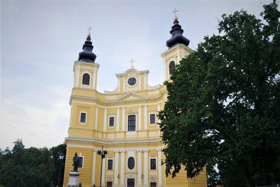 Catedral católica de Oradea